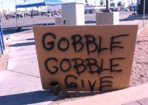 Gobble Gobble Give