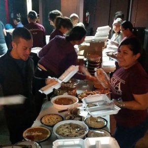 Gobble Gobble Give Potluck Party
