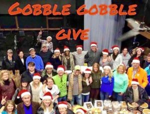Gobble Gobble Give - We Feed The Homeless